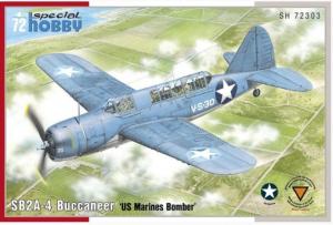 SB2A-4 Buccaneer
