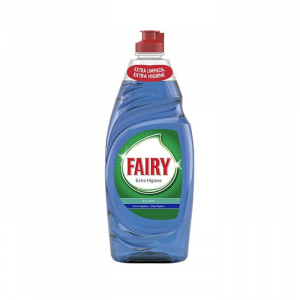 Fairy Extra Hygiene Dishwasher Eucalyptus 650ml