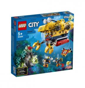 LEGO 60264 SOTTOMARINO DA ESPLORAZIONE OCEANICA 60264 LEGO S.P.A.