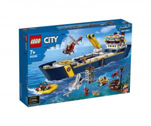 LEGO 60266 NAVE DA ESPLORAZIONI OCEANICHE 60266 LEGO S.P.A.