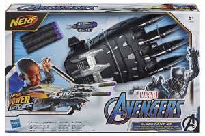 AVENGER POWER MOVES ROLE PLAY BLACK PANTHER E7372EU4 HASBRO EUROPA