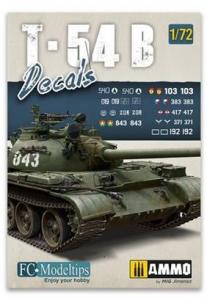 T-54B Decals