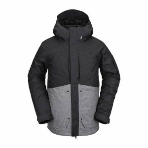 Giacca Snowboard Volcom Scortch Jacket Grey '21