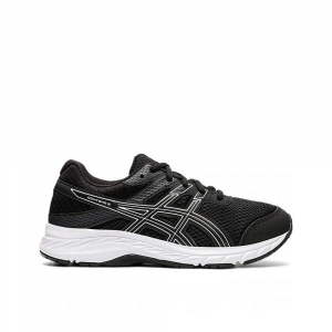 Asics Gel Contend 6 Black White Unisex