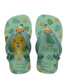 Ciabatte Havaianas KIDS Disney Re Leone