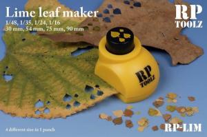 Lime leaf maker