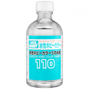 Mr. Aqueous Hobby Colour Thinner 110ml