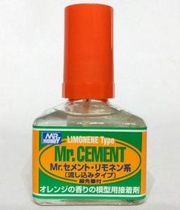 MR. CEMENT LIMONE