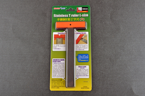 Stainless T Ruler L-size