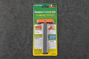 Stainless T Ruler S-size