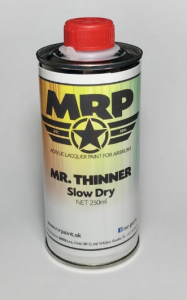 THINNER Slow Dry