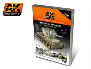 Weathering Techniques for Invernal Vehicles