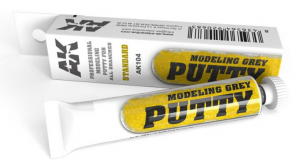 MODELING GREY PUTTY