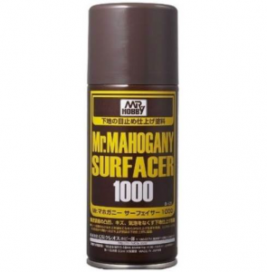 MR. MAHOGANY SURFACER 1000 -  - PRIMER  FINE  COLORE MOGANO