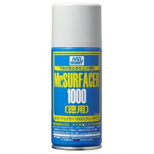 MR. SURFACER 1000 - PRIMER  GRIGIO FINE
