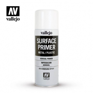 Surface Primer aerosol white
