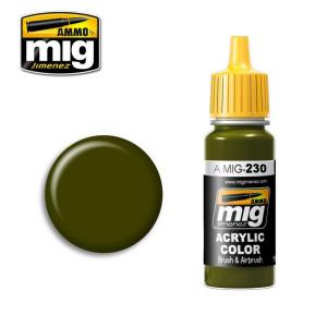 RLM 82 CAMO GREEN