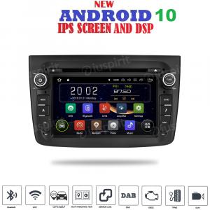 ANDROID 10 autoradio navigatore per Alfa Romeo Mito 2015-2018 GPS DVD WI-FI Bluetooth MirrorLink