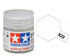 Clear Paint Trasparente Acrilico Lucido