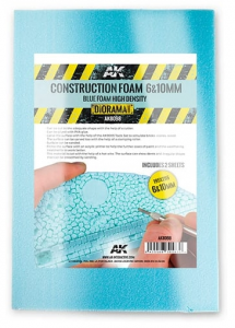 CONSTRUCTION FOAM 6MM