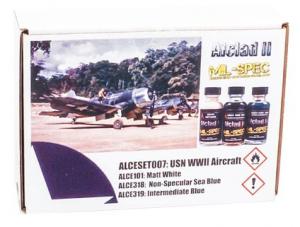 USN WWII Aircraft Set
