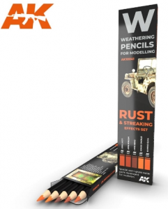 RUST & STREAKING EFFECTS SET