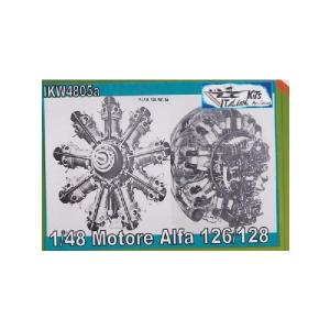 ALFA 126 / 128 RC18 ENGINES