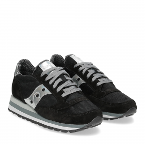 Saucony Jazz Triple black silver