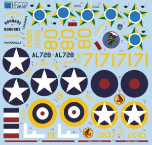 Douglas A-20B/A-20C/A-20H