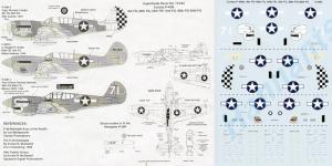Curtiss P-40N Warhawks (3)