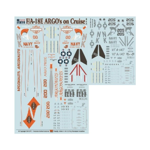 F/A-18E VFA-147