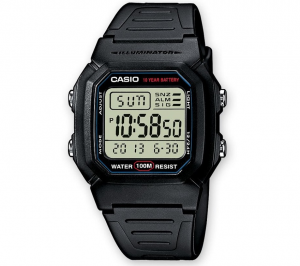 Casio Collection digitale, nero