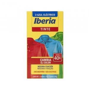 Iberia Clothes Dye Electric Blue nº2