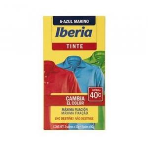 Iberia Clothes Dye Navy Blue nº2