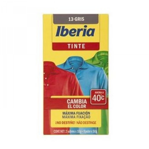Iberia Clothes Dye Grey nº13