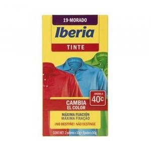 Iberia Clothes Dye Purple nº19
