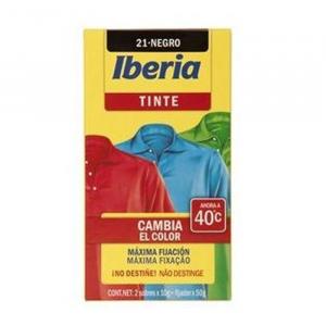 Iberia Clothes Dye Black nº21