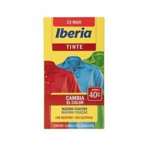 Iberia Clothes Dye Red nº23
