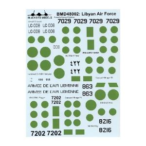 LIBYAN ARAB AIR FORCE