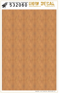 Light Wood - Transparent