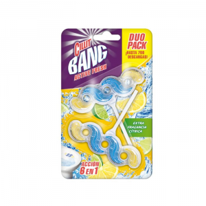 Cillit Bang Active Fresh Disinfectant Wc 2 Units