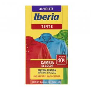 Iberia Clothes Dye Violet nº36