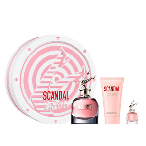 Scandal Eau De Parfum Spray 80ml Set 3 Parti 2020