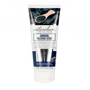 Naturalium Fresh Skin Charcoal Polishing Scrub 175ml