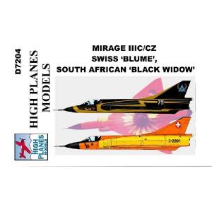 MIRAGE IIC/CZ