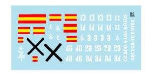 Spanish Civil War # 6.