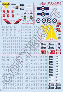 RAF Centenary markings (part 2)