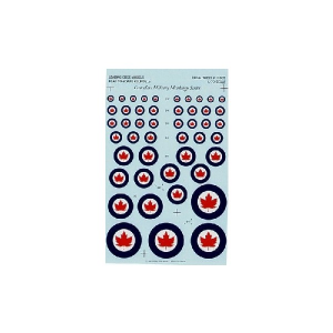 RCAF ROUNDELS
