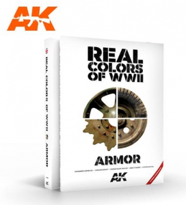 REAL COLORS OF WWII ARMOR