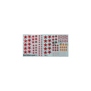 RED STARS - PART 1
